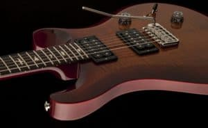 One of prs flagship models is the Custom 24