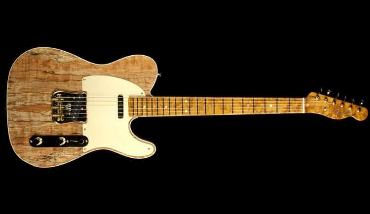one of the most beautiful Telecasters ever made