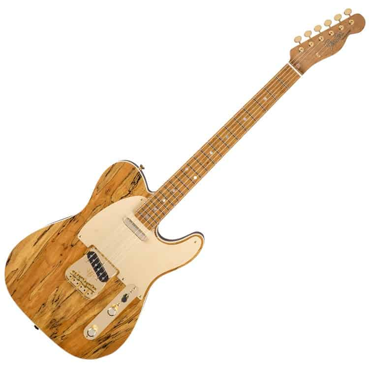 This Telecaster is great for jazz