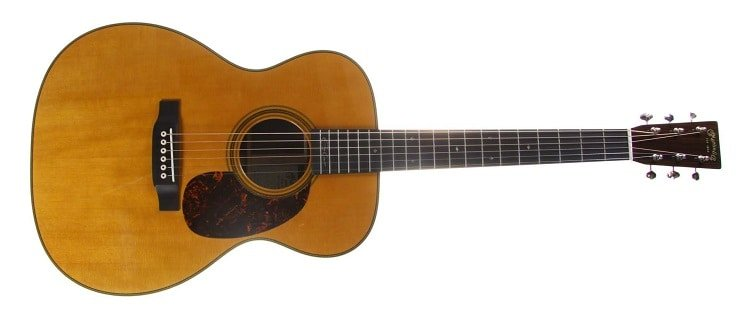 The level of craftsmanship visible on this guitar is incredible to say the least