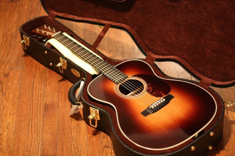 Martin 000-28EC is one of the more expensive guitars you can get