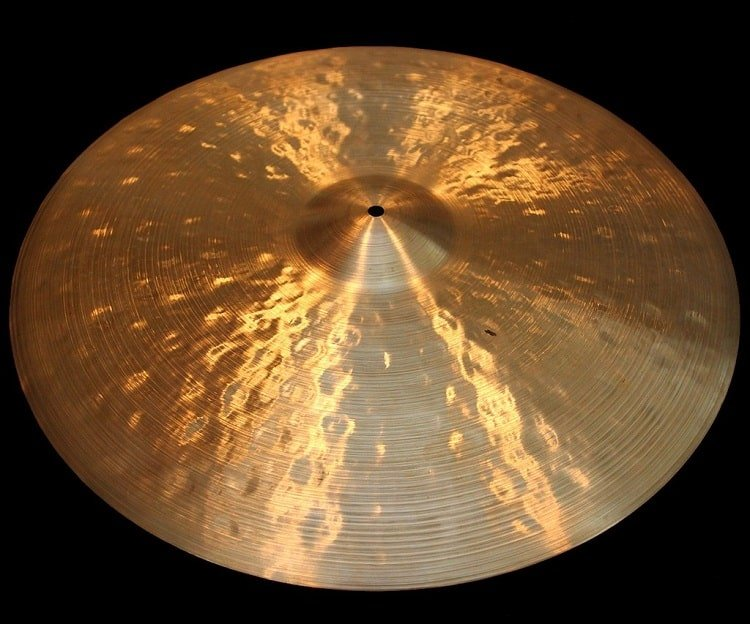 Zildjian K is an example of what a 24 ride cymbal looks