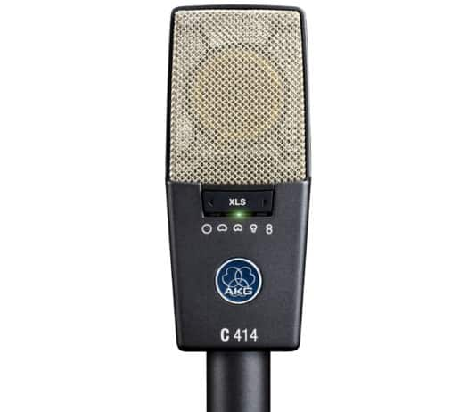akg c414 xls review