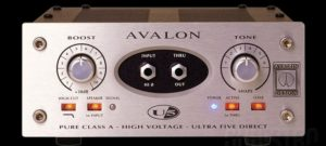 This Avalon is a legit piece of recording equipment