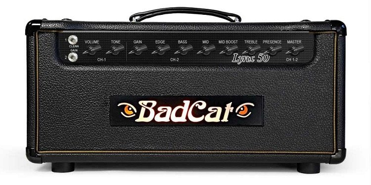 Bad Cat Lynx tube amp