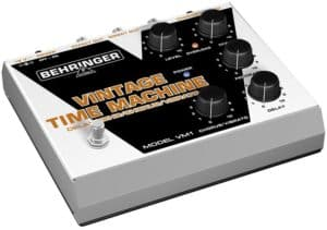 This Behringer pedal offers a limited variety of effect