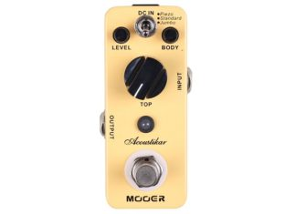 best acoustic simulator pedal