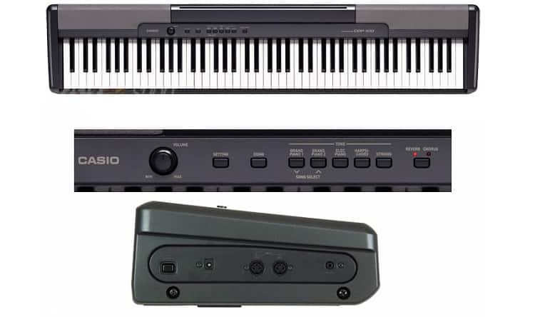 casio cdp100 digitial piano