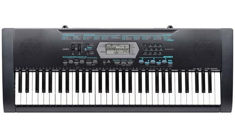 Casio CTK-2100 is a lot different from most of your entry level keyboards.