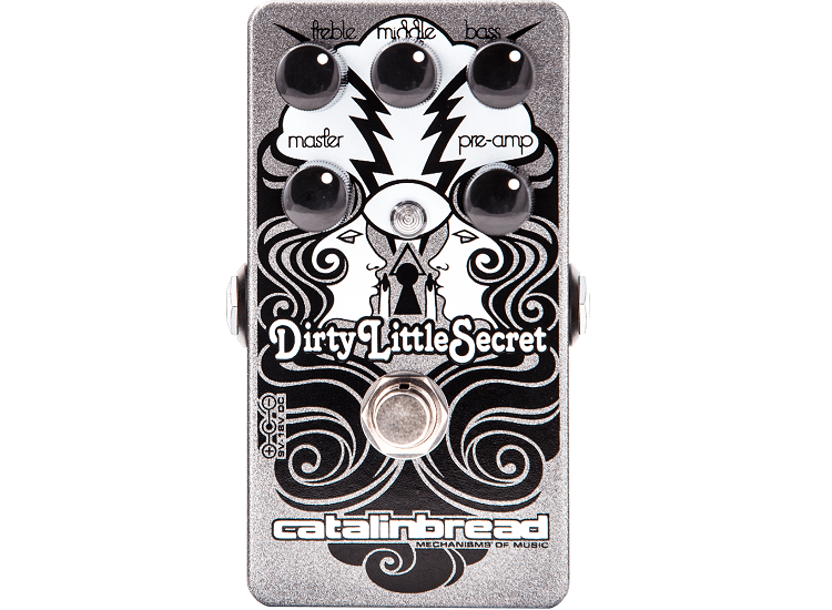 Catalinbread DLS or Dirty Little Secret is a very peculiar pedal