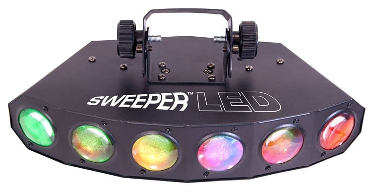 chauvet sweeper unit