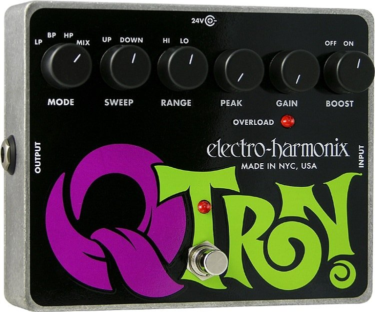 electro harmonix effect pedal. Made in NYC,USA