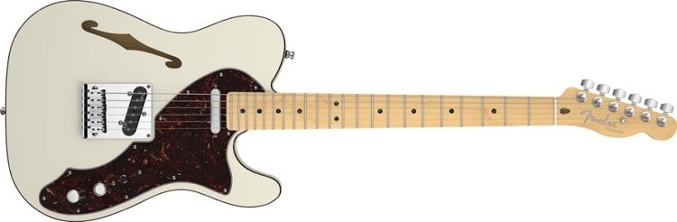 Telecaster thinline overview