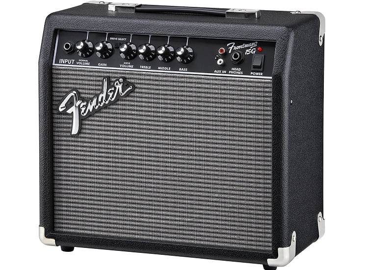 Cheap fender amp, great performance