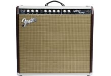fender vibro king amp review