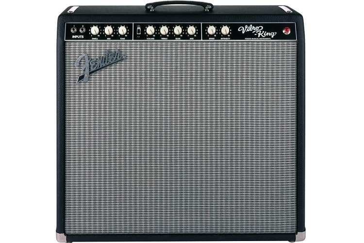 Fender Vibro King is a combo amp by design