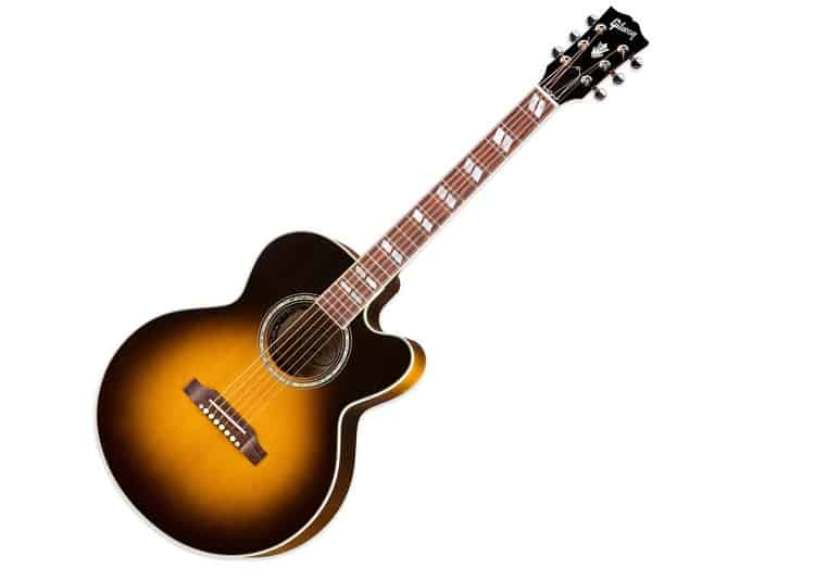 Gibson J165 EC big Sound In a Small Body -