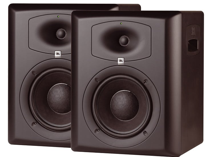 bi-amplified system that is packed full with features aimed at delivering a neutral and flat sound.