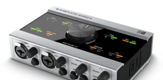 komplete audio 6 interface