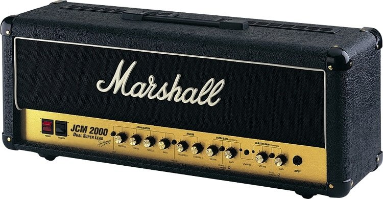 perfect for blues and rock marshall amp