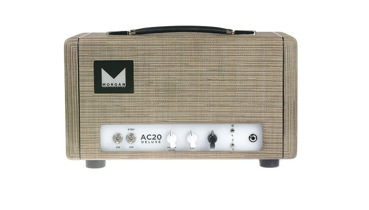 AC20 amp head we are looking at today