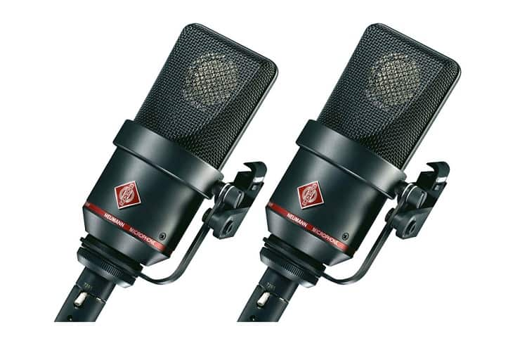 The tlr170 one of the most refined condenser microphones on the market