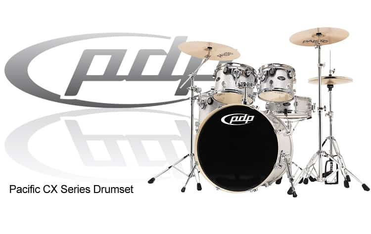 High quality drum set cx-series