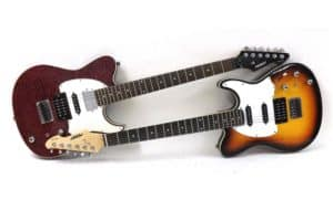 Peavey Telecaster Generation EXP was available in several different configurations.
