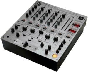 Four channel mixer from pioneer
