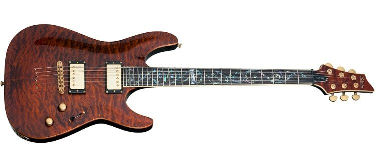 schecter c1 classic guitar review