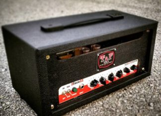 single channel tube amps