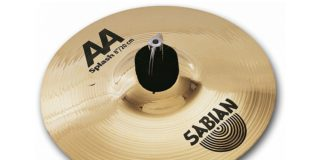 splash cymbal sound