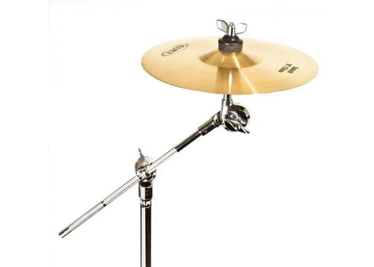 splash cymbal arm