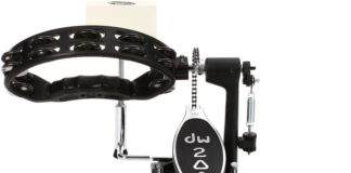 tambourine foot pedal