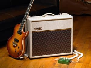 vox ac15 handwired introduction