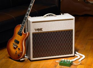 vox ac15 handwired