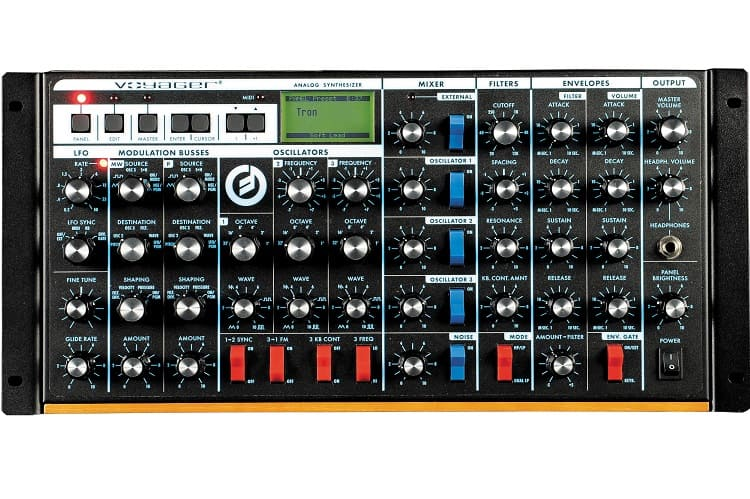 Voyager RME or Rackmount Edition, packed the performance of the Voyager line into a portable rack