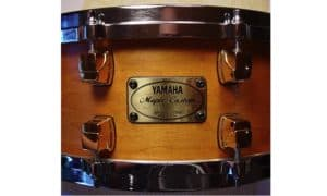 Yamaha gave this snare a type of performance that punches a bit above its weight class