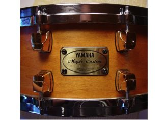 yamaha maple custom snare