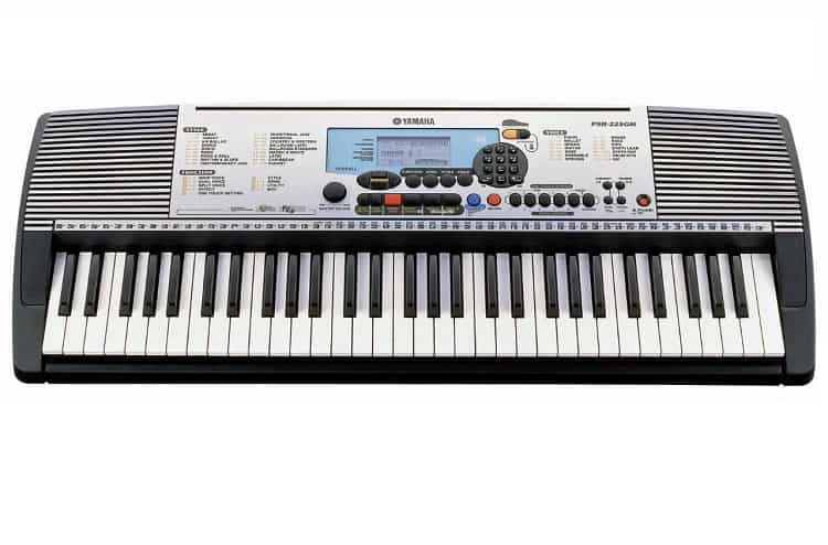Yamaha PSR 225 GM has been discontinued for a while now