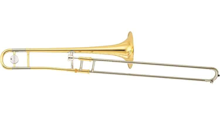 yamaha essentially took the standard tenor trombone and packed with some features you can find in their professional series.