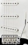 Alnico III single coil pickups