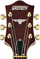 Gretsch neck zoom