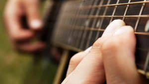 fingerstyle on guitar image