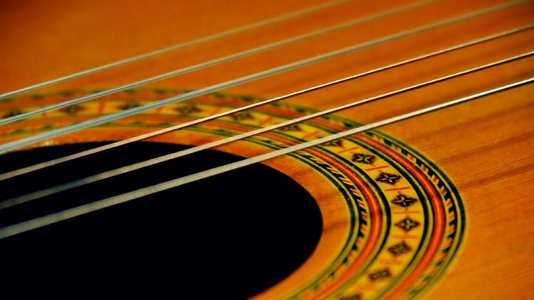 spanish guitar strings overview