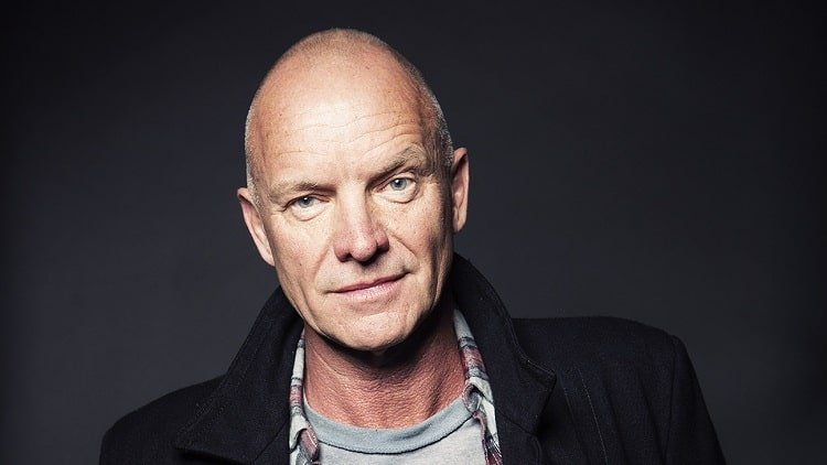 Recent Sting photo
