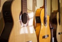 top 3 wide neck acoustic guitars