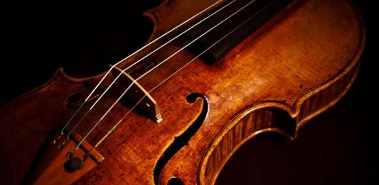 violin or cello